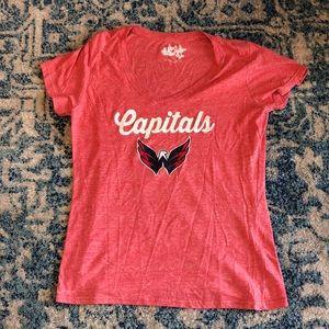 Washington Capitals NHL Tee
